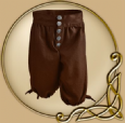 LARP Tilly trousers wool
